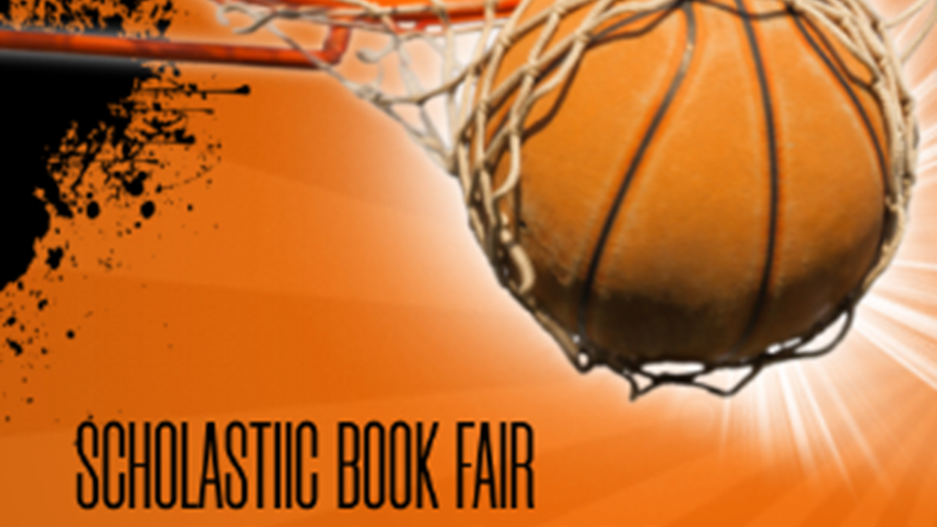 March Madness Book Fair